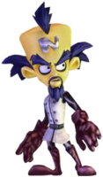 Crash Bandicoot Mind over Mutant Doctor Neo Cortex