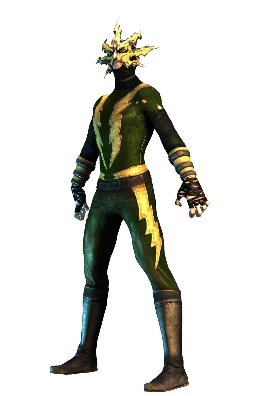 Daredevil Reboot Costume Electro (Marvel)   Vil...