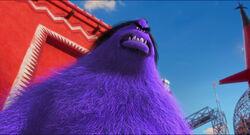 Purple macho
