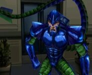 Scorpion from Spider-Man 2000 game