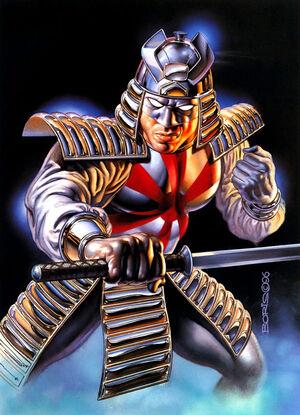 Silver Samurai (X-Men)