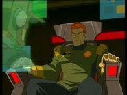 General Blanque (Turtles in Space, part 1)