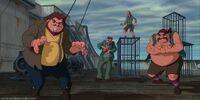 Clayton's Pirates
