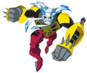Aggregor (Powered up)