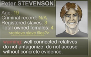 Peter Stevenson