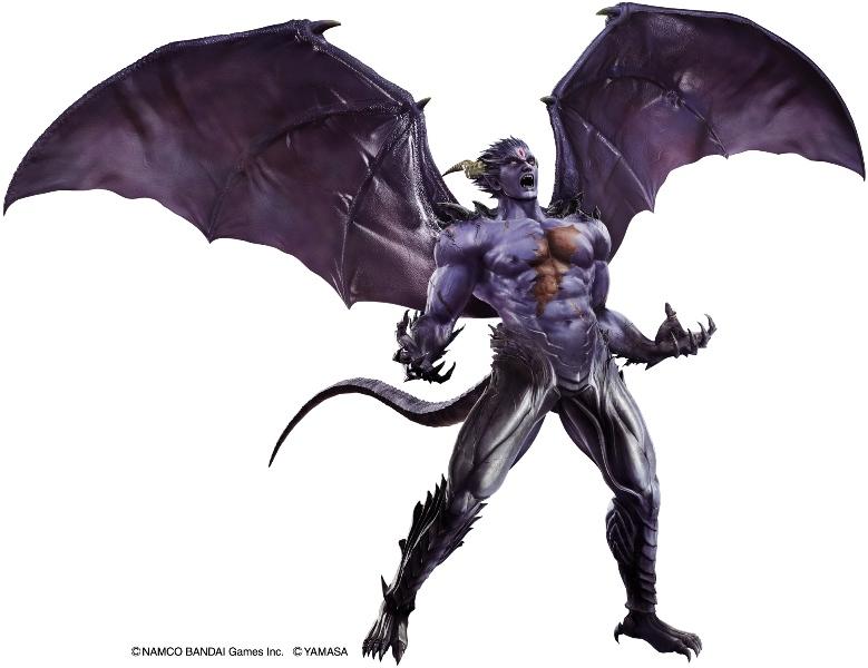 Devil (Tekken) | Villains Wiki | FANDOM powered by Wikia