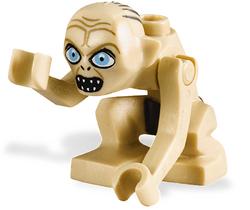 Lego Gollum