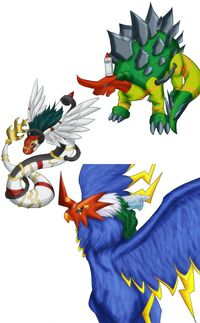 The Bio-Hybrids