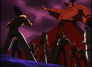 Heihachi- NOW YOU WILL BEGIN!