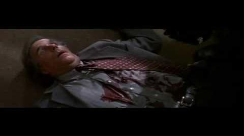 Scream - Principal Himbry's Death