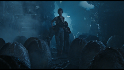 Ripley and Newt in Hive
