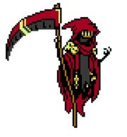 Specter Knight in game