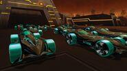 The Zurk Vehicles