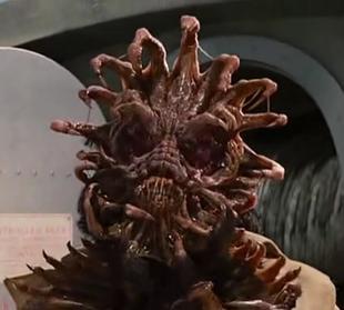 True alien form