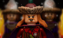 Master of Laketown Lego