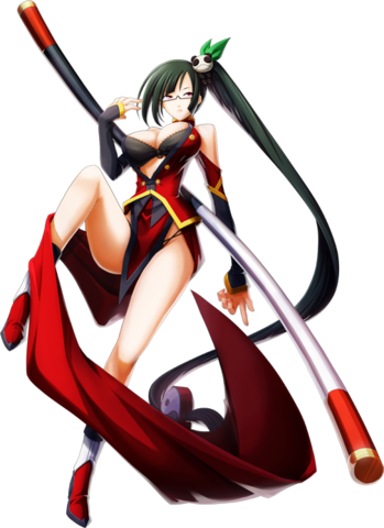 File:Litchi Faye-Ling (Chronophantasma, Character Select Artwork).png