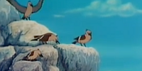 Seagulls (The Adventures of Scamper the Penguin)