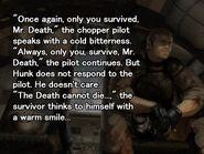 Resident Evil 3 Epilogue 8 Hunk