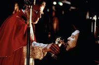 Cardinal Alba & Father Valek