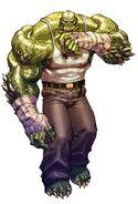 Killer Croc character bio (Arkham Asylum)