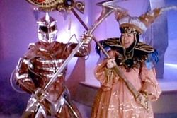 Lord Zedd & Rita Repulsa