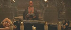 Imhotep's Ceremony