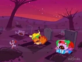 Zombies happytreefriends