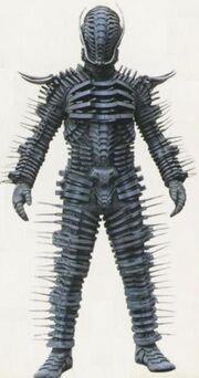 Centipede Orphnoch