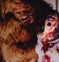 Bigfoot kills Michelle