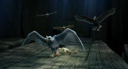Eagle-Foursome Be Alight