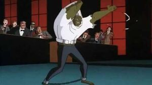 Killer Croc's trial (The New Batman Adventures)