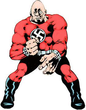 Captain Axis (Marvel)