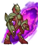 Centurion concept art