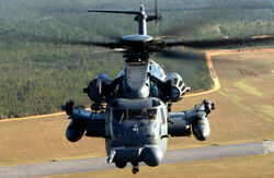 MH-53 Pave Low US Military