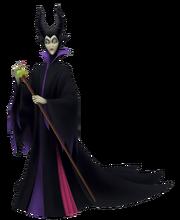 Maleficent in Kingdom Hearts Birth By Sleep