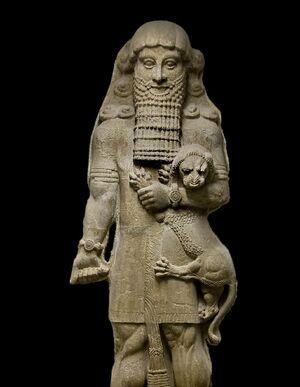 Gilgamesh (Statue)