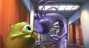 Monsters, Inc. Randall Deal
