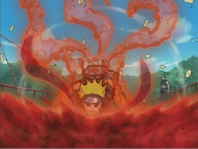 File:Naruto's Three-Tailed Form.jpg