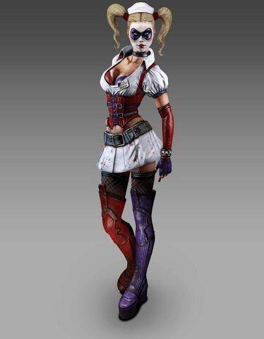 File:Doctor Harley Quinn.jpg