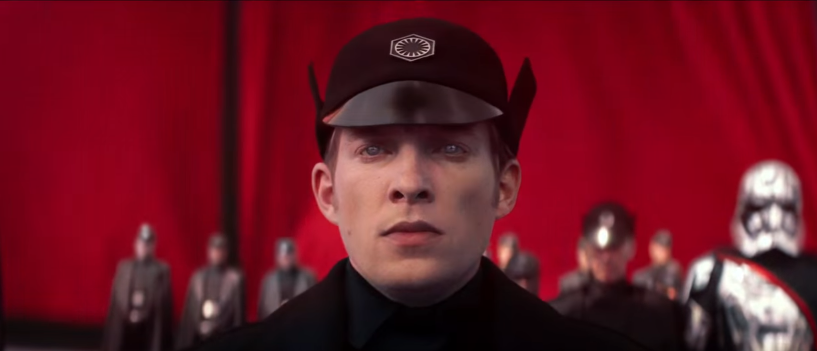Image result for armitage hux