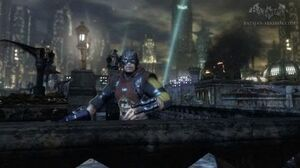 Batman Arkham City - Shot in the Dark (Deadshot) - Side Mission Walkthrough