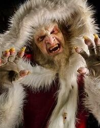 Creepy Krampus