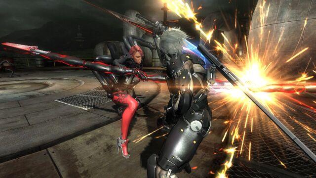 File:Mistral confronting Raiden.jpg