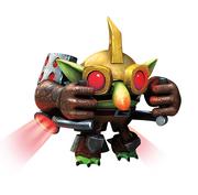 Professor Nilbog (Threatpack)