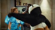Disaster Movie Kung Fu Panda Slapping the Enchanted Princess