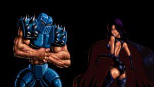 The Shadow Boss & the Dark Queen