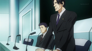 Mabuchi with Marude at the CCG meeting