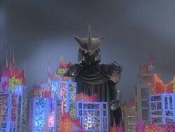 Gigantic Dark Lord Kahn Digifer