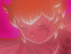 Sleeping Lucemon