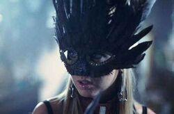 Masked Lola Byrne